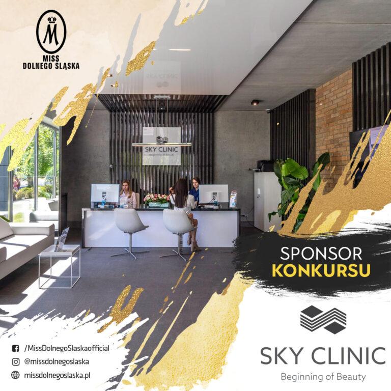 Sky Clinic sponsorem strategicznym naszego konkursu
