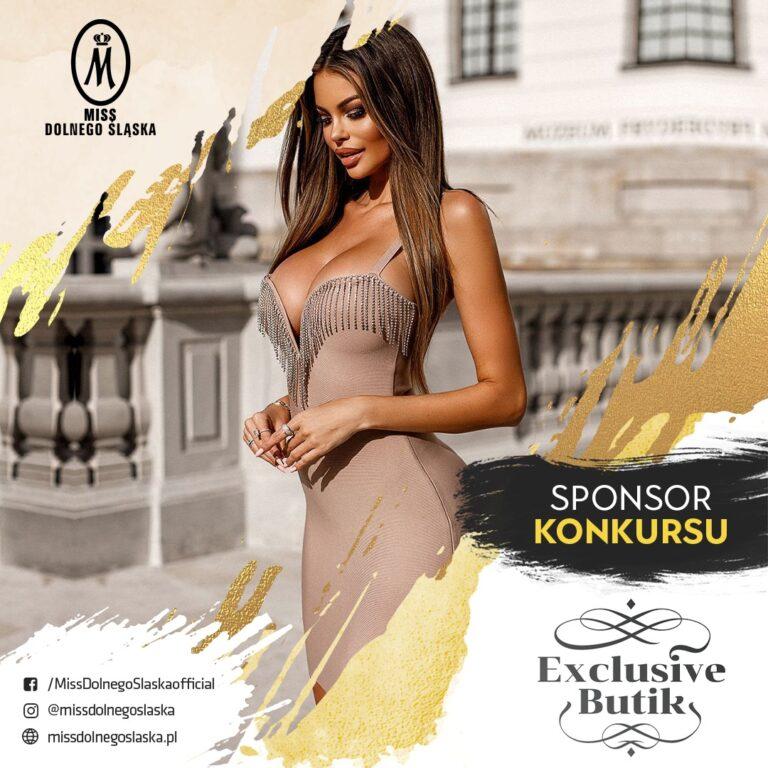 Exclusive Butik dołącza do grona sponsorów konkursu!