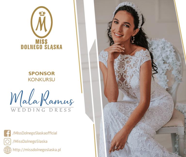 Salon sukni ślubnych Mala Ramus sponsorem konkursu!