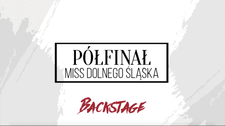 Backstage z nagrań półfinalistek!